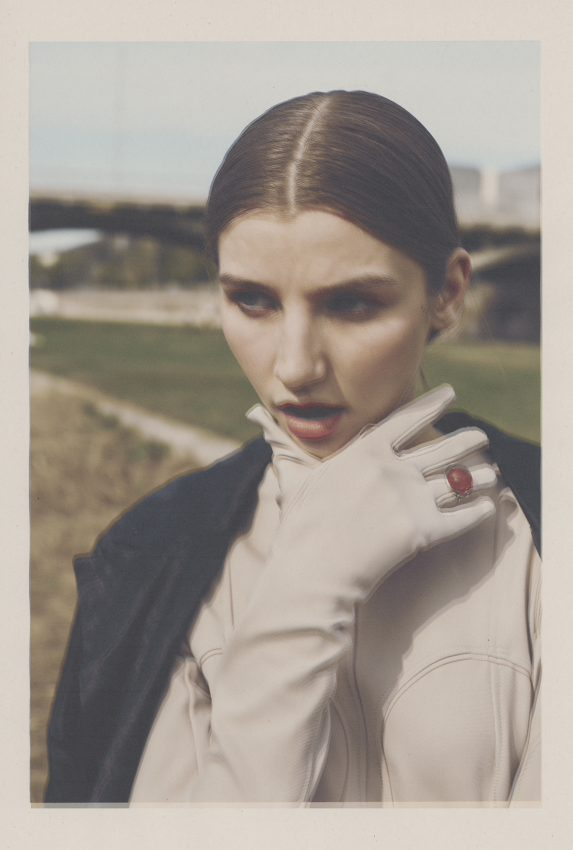 OFFSET editorial styled by Isis Rodriguez beauty by Ana Cano