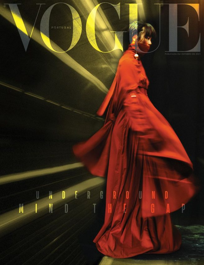Vogue Portugal Oct 2021
