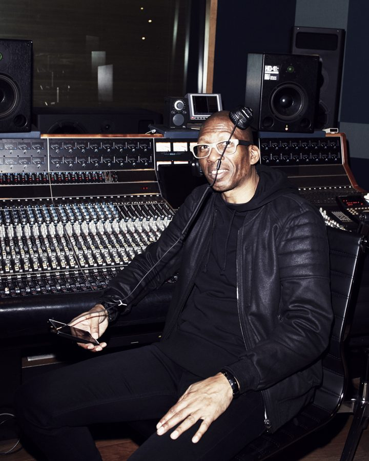 Hank Shocklee for Marshall